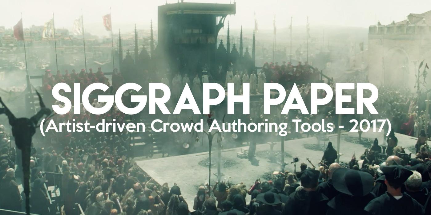 SIGGRAPH PAPER